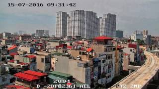 Download Hikvision 36x super zoom IP PTZ camera 1080p Video