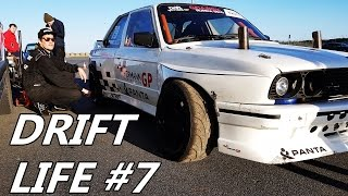Download DRIFT LIFE #7 - Dzik na Hamowni, Pierwsze Testy Video