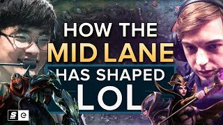 Download How the mid lane has shaped League of Legends Video