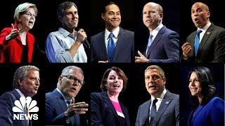 Download LIVE: Democratic Presidential Debate - June 26 | NBC News Video