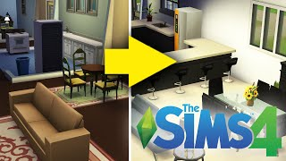 Download An Interior Designer Designs A Home in The Sims 4 • Professionals Play Video