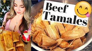 Download How To Make Mexican Tamales - 10 Easy Steps Video