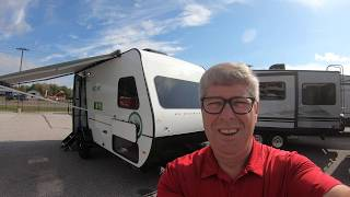Download 2019 Forest River No Boundaries 16.7 Travel Trailer under 4,000 Pounds! Video