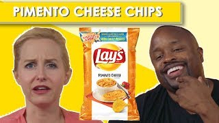 Download Pimento Cheese Lay's - Southern Certified Video