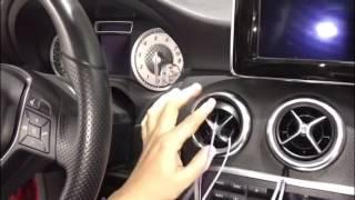 Download Sacar aireadores mercedes clase A w176 Video