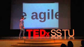 Download Be agile! | Denis Rykhlov | TEDxSSTU Video