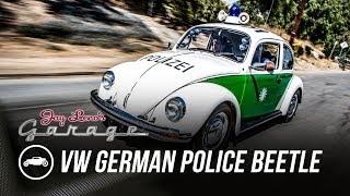 Download 1979 VW German Police Beetle - Jay Leno's Garage Video