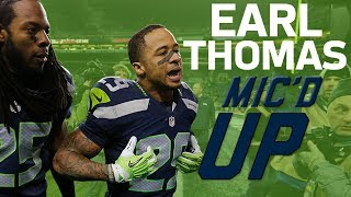 Download Earl Thomas' Best Mic'd Up Moments | Sound FX | NFL Films Video