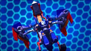 The Epic Battle 70354 70353 70361 70355 70356 70357 Lego