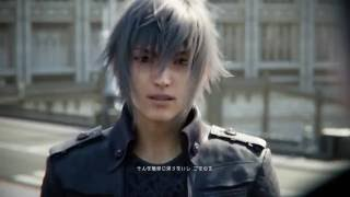 Download Final Fantasy XV - Opening Cinematic Cutscenes [1080p HD] Video