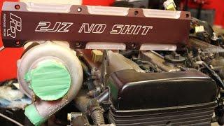Download Supra Build   Part 4   Engine Tear Down Video
