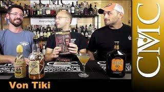 Download Von Tiki with Plantation Rum and Stroh Video