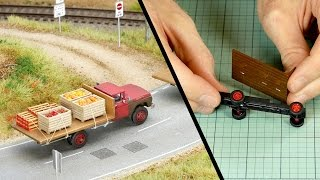 Download Adding Realistic Details to Vehicles – Model Scenery Video