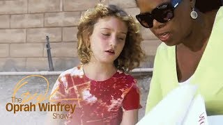Download Oprah Meets a Schizophrenic Child With Over 200 Imaginary Friends | The Oprah Winfrey Show | OWN Video