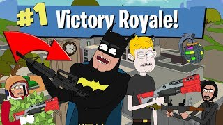 Download Batman's First Time Playing Fortnite Battle Royale (Animation) Video