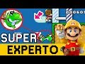 Download PARECÍA UN NIVEL INOFENSIVO....PARECÍA 😨 - SUPER EXPERTO NO SKIP | Super Mario Maker - ZetaSSJ Video