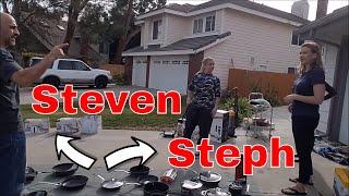 Download StevenSteph Resale Killers // Surprising Yard Sale Undercover mission Video