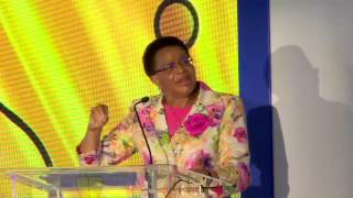Download Graça Machel speaks at Nelson Mandela childrens Hospital Video