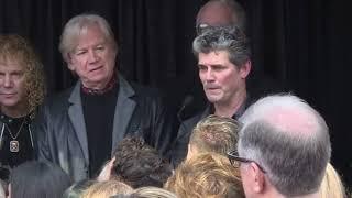 Download Bon Jovi makes surprise appearance at Rock Hall Video