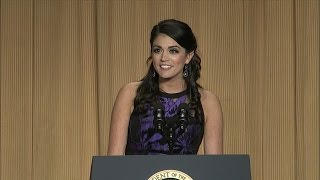 Download Cecily Strong Remarks at the White House Correspondents Dinner Video