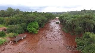 Download Brumadinho MG: Lama no Rio Paraopeba Video