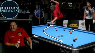 Download MOST UNBELIEVABLE RUN OUT EVER?!! 8-Ball By Chris Melling! Video
