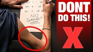 Download ″3 Sets of 12″ is KILLING Your Gains!! Video