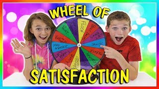 Download MYSTERY WHEEL OF SATISFACTION   We Are The Davises Video
