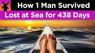 Download How 1 Man Survived Being Lost 438 Days at Sea Video