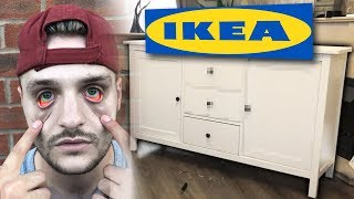 Download I Assembled IKEA Furniture On 0 Hours Sleep & Actually Passed Out.. Video