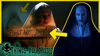 Download 9 Things You Missed In The Nun - Official Teaser Trailer + Full Conjuring Timeline Video