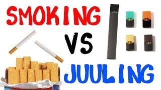 Download Smoking vs Juuling Video