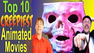 Download Top 10 Creepiest Animated Movies (ft. Nostalgia Critic) Video