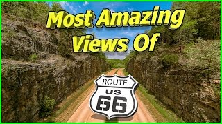 Download Most Amazing Views of Route 66 - An Aerial Documentary Video