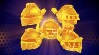Download Alliance Of The Fortrex - LEGO Nexo Knights - Webisode 01 Video