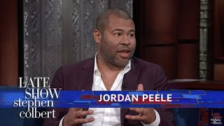 Download Jordan Peele Crashed A 'Get Out' College Course Video