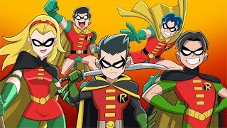 Download The Animated History of Every Robin [DC Comics] Video