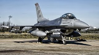 Download U.S. F-16s Deployed To Portugal 2019 Video