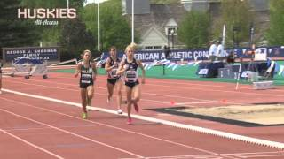 Download UConn Women's Track Shines in 800M Prelims at American Athletic Championships Video