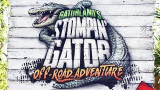 Download Gatorland's Stompin' Gator Off-Road Adventure Full POV Ride Experience, Opening Day 2017 HD 60fps Video