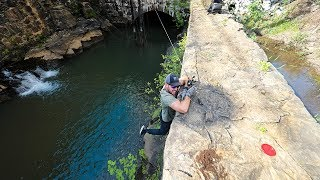 Download I Cant Believe This Happened.... (Cliff Fishing) Video