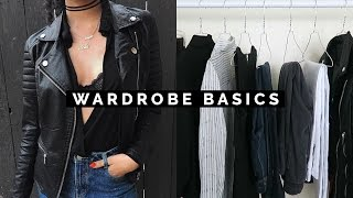 Download HOW TO BUILD YOUR WARDROBE WITH BASICS Video
