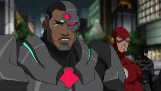Download Justice League meets Cyborg and Shazam! Video
