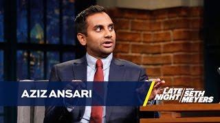 Download Aziz Ansari Shares His Brother's Top Islamophobic Encounters Video