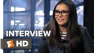 Download xXx: Return of Xander Cage Interview - Nina Dobrev (2017) - Action Movie Video
