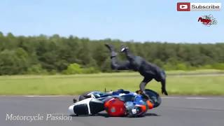 Download Motorcycle Crash Compilation 2016 Video
