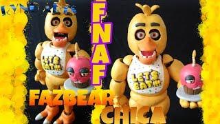 Download FAZBEAR CHICA......./ PLASTILINA..../ PORCELANA........ Video