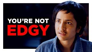 Download You're Not Edgy, You're Just Lazy | CH Shorts Video