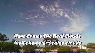 Download Sun Jumps In The Sky ! Hologram Sky Or Clouds ? Strange Object ... Video