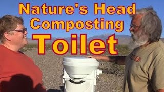 Download Unboxing and Review of Natures Head Composting Toilet Video
